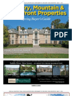 Country, Mountain & Waterfront Properties - May 2, 2011