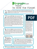 100 Ways to Save the Planet v180907