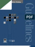 Printing Guidelines