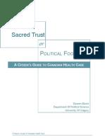 Sacred Trust or Political Football (Barrie)