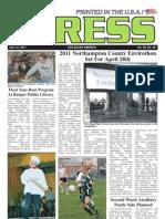 The PRESS PA Edition April 27