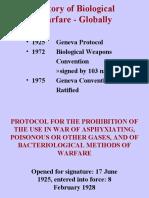 Bioterror Power Point