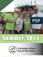 C-U Special Recreation Summer 2011