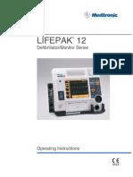 LifePak 12 Instructions