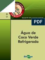 Agua de Coco Verde Refrigerada