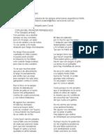 COPLAS DEL PAYADOR PERSEGUIDO