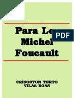 Para Ler(PDF) - Michel Foucault