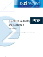 RD Supply Chain Case