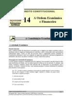 6984049 Apostilas Concursos Juridicos DIREITO CONSTITUICIONAL a Ordem Economica e Financeira[1]