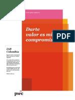 IAB 2010, REPORTE SOBRE COMPILACIÓN DE LA INVERSIÓN EN MEDIOS DIGITALES.