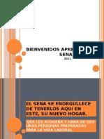 Presentacion Para Apr End Ices Sena