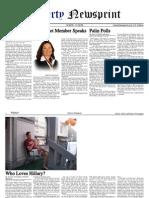 LibertyNewsprint 9-01-08 Edition