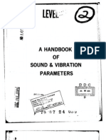 A Handbook of Sound and Vibration