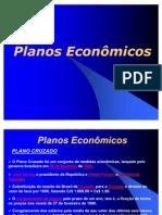 Planos  economicos