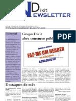 newsletter 01 setembro