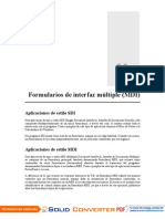 Formularios MDI con Visual Net