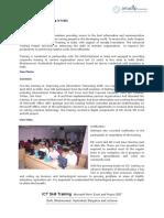 NetHope - ICT Skill Training Intial Report