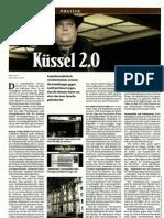 Küssel 2.0 - Falter 20.4.