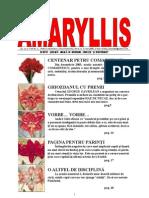 Revista Amaryllis NR3