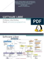 Introduccion Software Libre