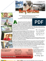 Barbers - December 2010 Newsletter