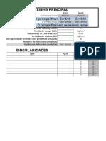 Cálculo de tubulações pneumáticas