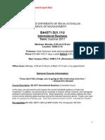 UT Dallas Syllabus for ba4371.5u1.11u taught by Keith Dickinson (kxd084000)