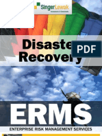 PEACE OF MIND Disaster Recovery Plans Can Keep Your Business Alive By Robert P. Green, CPA.CITP and Rick Mark, CSE Published by California CPA Magazine, 2005