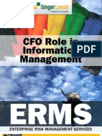 How CFO´s Should Tackle Information Management By Robert P. Green, CPA.CITP Published by Financial Executive Magazine, December 2007