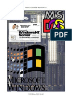 Instalación de Windows 3.1