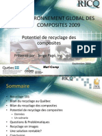 Potentiel Recyclage Composites SergePage