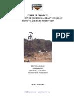 Perfil Recuperacion Rios Portovelo