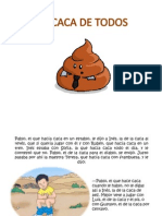 CUENTO DE CACAS
