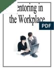 Mentor Workbook