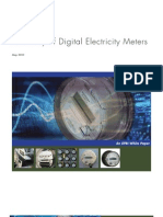 Accuracy of Digital Electricity Meters