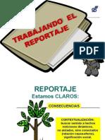 TRABAJANDO REPORTAJE