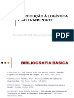 Introdu+º+úo a Log+¡stica e ao Transporte