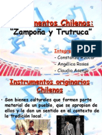 Instrumentos Chilenos