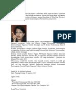 Biografi Sri Mulyani