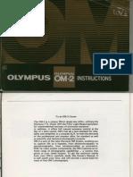 Olympus OM-2n Camera owner's manual