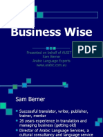 Business Wise