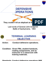 071F1080 Principals of Defense