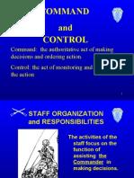 071F1088 Staff Organization