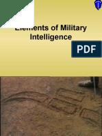071F1311 Military Intelligence