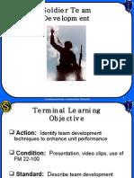 071F1394 Soldier Team Development