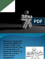 presentacion induccion sena