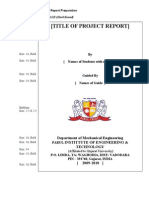 Report Guidelines_FINAL PROJECT