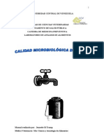 Manual práctico de microbiologia de agua