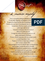 A4 Optimists Creed
