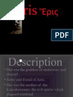 Brandon's Eris powerpoint